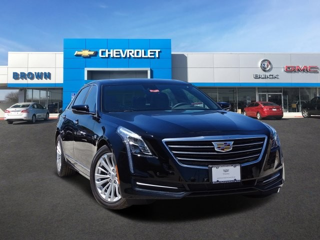 New 2018 Cadillac CT6 Sedan 4dr Sdn 2.0L Turbo RWD
