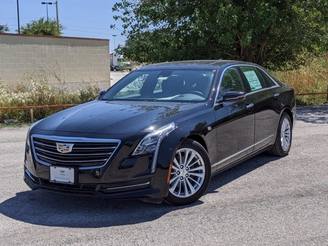New 2018 Cadillac CT6 RWD