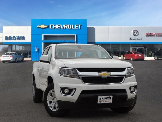 New 2019 Chevrolet Colorado 2WD Crew Cab 128.3 LT