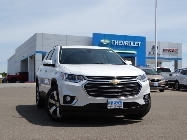 New 2019 Chevrolet Traverse AWD 4dr LT Leather w/3LT