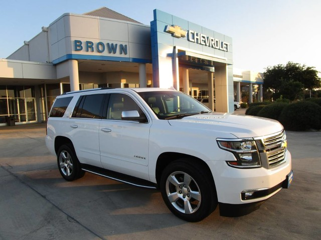 Pre-Owned 2016 Chevrolet Tahoe 2WD 4dr LTZ