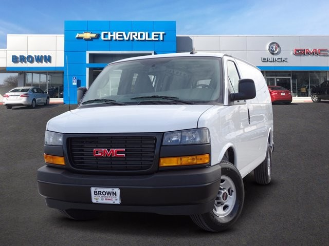 New 2020 GMC Savana Cargo Van RWD 2500 135