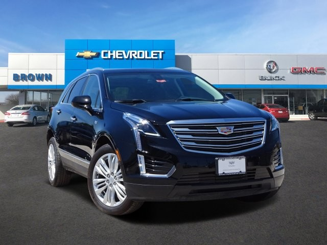 New 2019 Cadillac XT5 FWD 4dr Premium Luxury
