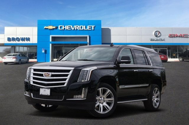 New 2020 Cadillac Escalade 2WD 4dr Premium Luxury
