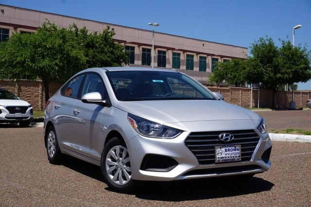 New 2019 Hyundai Accent SE Sedan Manual