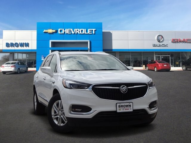 New 2019 Buick Enclave FWD 4dr Preferred