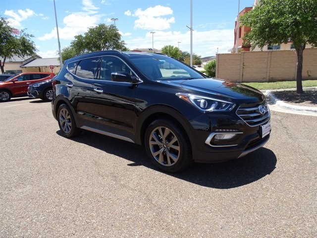 New 2017 Hyundai Santa Fe Sport 2.0T Ultimate Automatic
