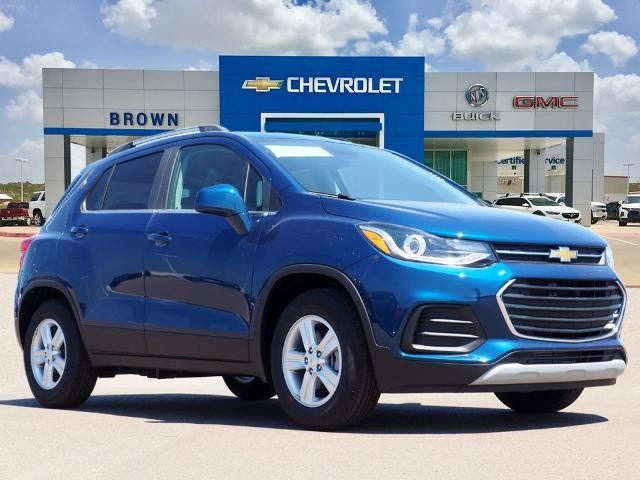 New 2020 Chevrolet Trax FWD 4dr LT