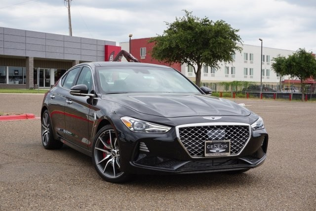 New 2019 Genesis G70 3.3T Advanced RWD