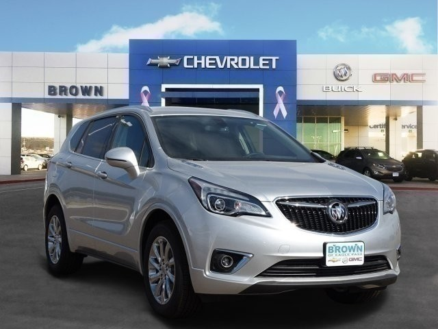 New 2019 Buick Envision AWD 4dr Essence