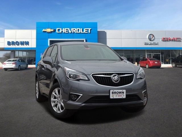 New 2019 Buick Envision FWD 4dr Preferred