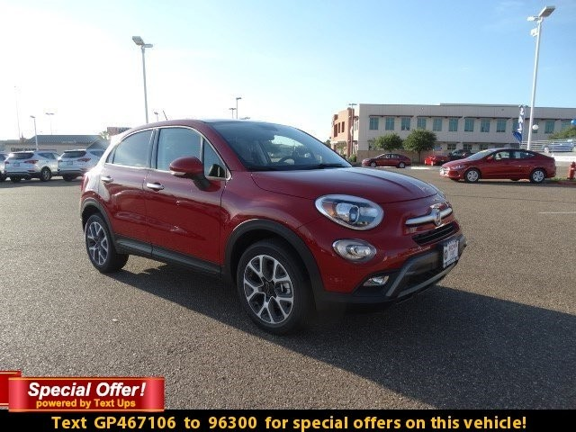 Pre-Owned 2016 FIAT 500X FWD 4dr Trekking