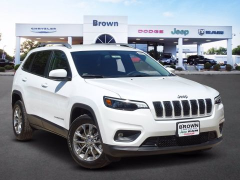 New 2020 Jeep Cherokee Latitude Plus FWD Sport Utility