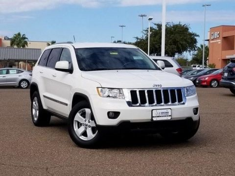 Pre-Owned 2012 Jeep Grand Cherokee RWD 4dr Laredo Rear Wheel Drive SUV