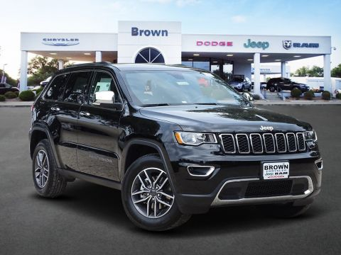 New 2019 Jeep Grand Cherokee Limited RWD Sport Utility