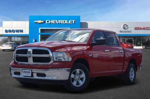 Pre-Owned 2018 Ram 1500 SLT Four Wheel Drive Short Bed