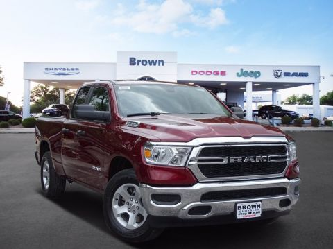 Pre-Owned 2019 Ram 1500 Tradesman RWD Crew Cab Pickup