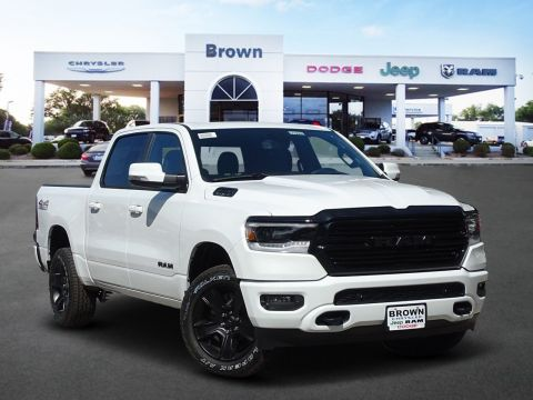 New 2020 Ram 1500 Lone Star With Navigation & 4WD