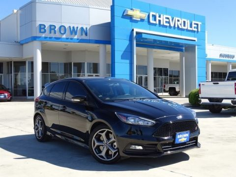 Pre-Owned 2018 Ford Focus ST Hatch Front Wheel Drive Hatchback