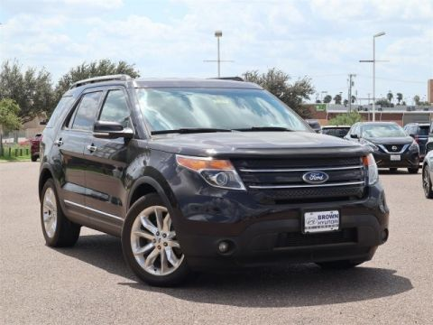 Pre-Owned 2013 Ford Explorer FWD 4dr Limited Front Wheel Drive SUV