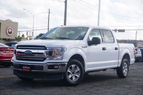 Pre-Owned 2018 Ford F-150 XLT Rear Wheel Drive Short Bed