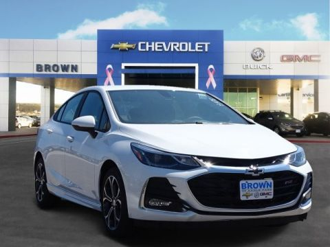 New 2019 Chevrolet Cruze 4dr Sdn LT Front Wheel Drive 4dr Car