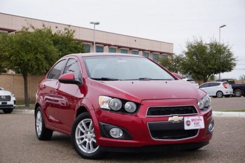 Pre-Owned 2015 Chevrolet Sonic 4dr Sdn Auto LT Front Wheel Drive Sedan