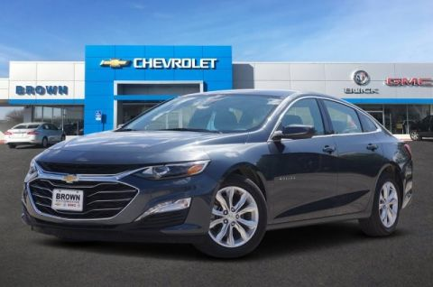New 2019 Chevrolet Malibu 4dr Sdn LT w/1LT Front Wheel Drive 4dr Car