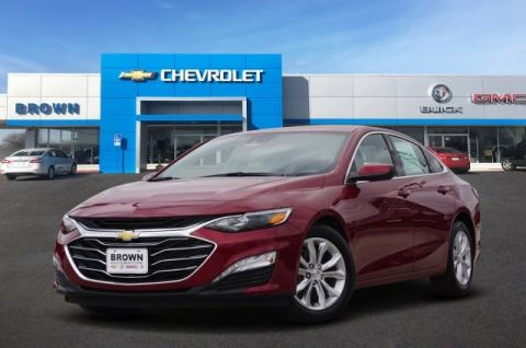 New 2020 Chevrolet Malibu LT Front Wheel Drive 4dr Car