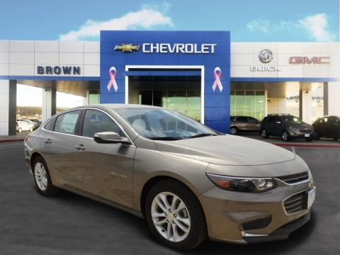 New 2018 Chevrolet Malibu 4dr Sdn LT w/1LT Front Wheel Drive 4dr Car