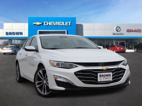New 2019 Chevrolet Malibu 4dr Sdn Premier w/2LZ Front Wheel Drive 4dr Car