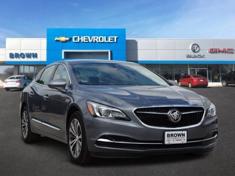 New 2019 Buick LaCrosse 4dr Sdn Preferred FWD Front Wheel Drive 4dr Car