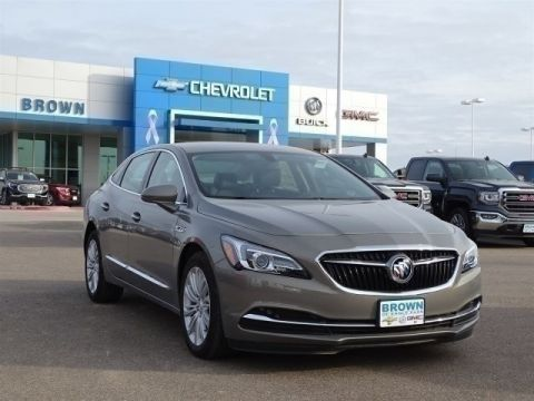 New 2019 Buick LaCrosse 4dr Sdn Essence FWD Front Wheel Drive 4dr Car