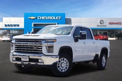 New 2020 Chevrolet Silverado 2500HD LTZ Rear Wheel Drive Standard Bed