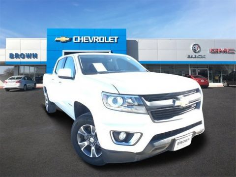 Pre-Owned 2015 Chevrolet Colorado 4WD Z71 Four Wheel Drive Standard Bed