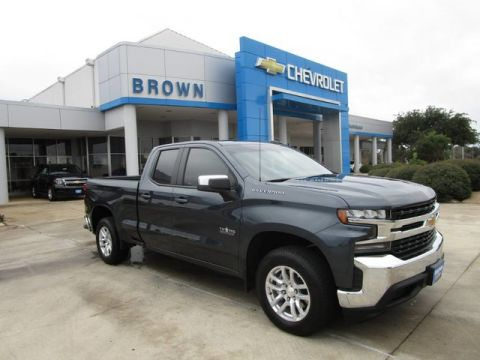 Pre-Owned 2019 Chevrolet Silverado 1500 LT Rear Wheel Drive Pickup Truck