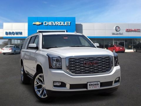 New 2020 GMC Yukon XL 2WD 4dr Denali Rear Wheel Drive SUV