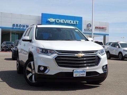 New 2019 Chevrolet Traverse AWD 4dr LT Leather w/3LT AWD