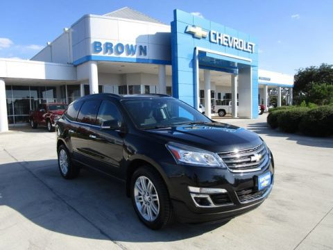 Pre-Owned 2015 Chevrolet Traverse FWD 4dr LT w/1LT Front Wheel Drive SUV