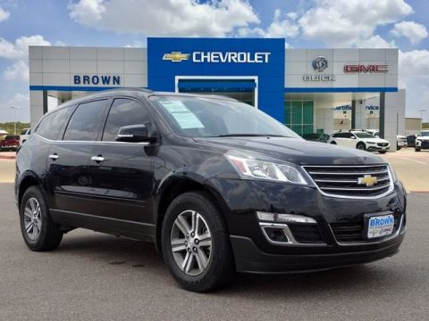 Pre-Owned 2017 Chevrolet Traverse FWD 4dr LT w/1LT Front Wheel Drive Sport Utility