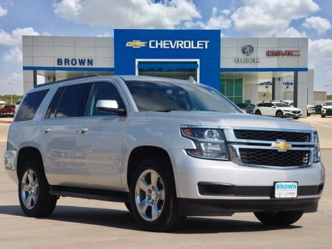 Pre-Owned 2017 Chevrolet Tahoe 2WD 4dr LS Rear Wheel Drive Sport Utility