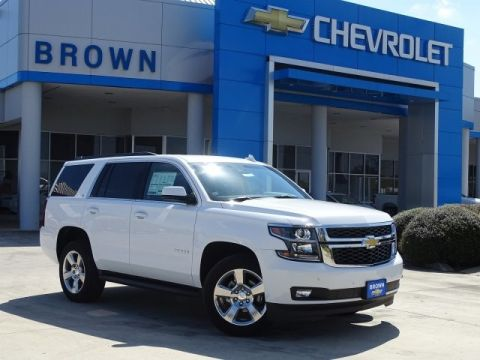New 2019 Chevrolet Tahoe LT Rear Wheel Drive Sport Utility