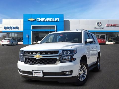 New 2020 Chevrolet Tahoe 2WD 4dr LT Rear Wheel Drive SUV
