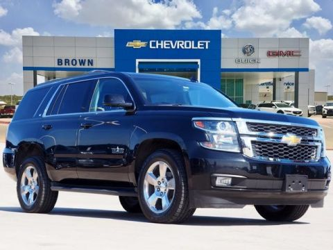 Pre-Owned 2017 Chevrolet Tahoe 2WD 4dr LT Rear Wheel Drive Sport Utility