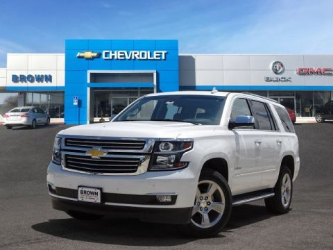 New 2018 Chevrolet Tahoe 2WD 4dr Premier Rear Wheel Drive SUV
