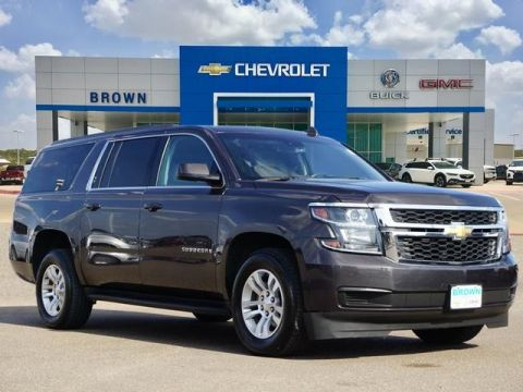 Pre-Owned 2018 Chevrolet Suburban 2WD 4dr 1500 LT Rear Wheel Drive Sport Utility