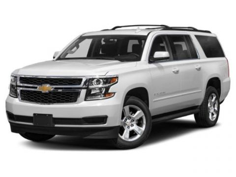 Pre-Owned 2019 Chevrolet Suburban LT Rear Wheel Drive SUV