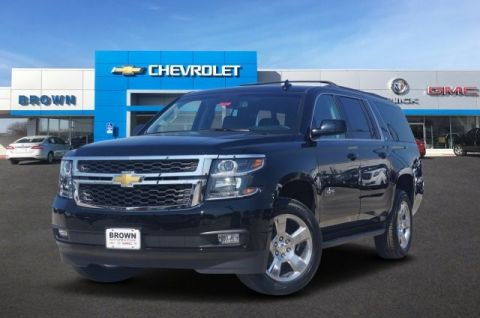 New 2020 Chevrolet Suburban 2WD 4dr 1500 LT Rear Wheel Drive SUV
