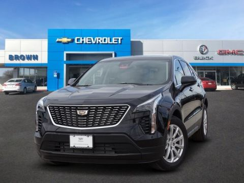 New 2020 Cadillac XT4 FWD Luxury Front Wheel Drive SUV