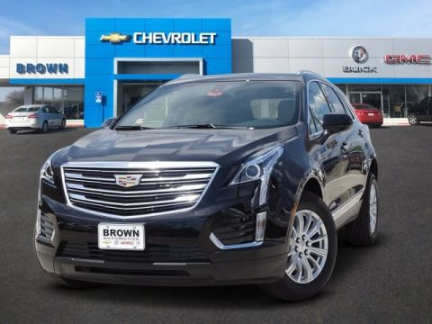 New 2019 Cadillac XT5 FWD 4dr Front Wheel Drive SUV